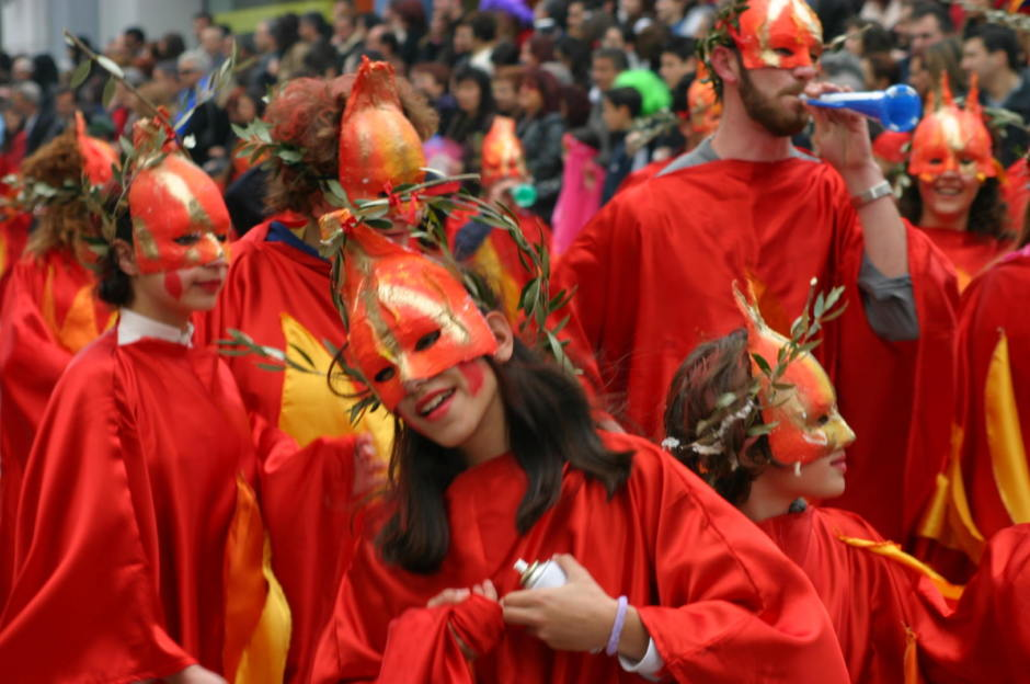 THE CARNIVAL OF RETHYMNO