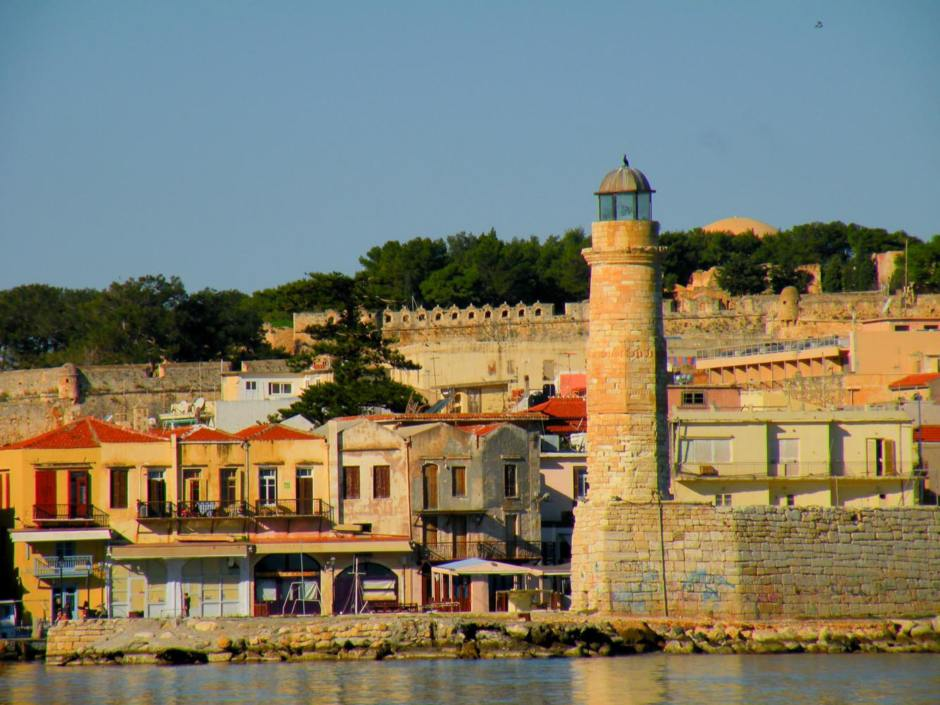 Top Tourist Sights of Rethymnon Old Town