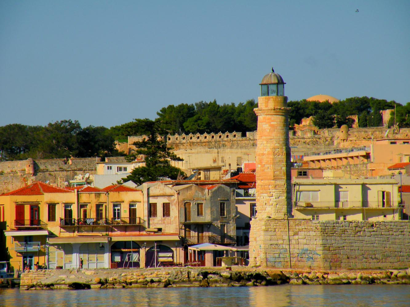 Top Tourist Sights of Rethymnon Old Town - Amazing Villas ...