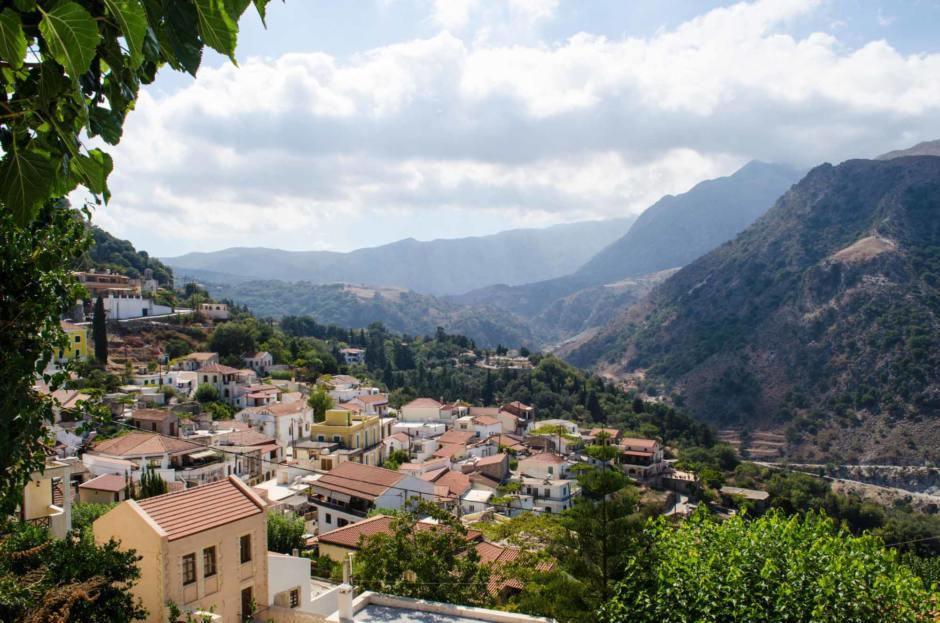Villages of Rethymnon: Argyroupolis