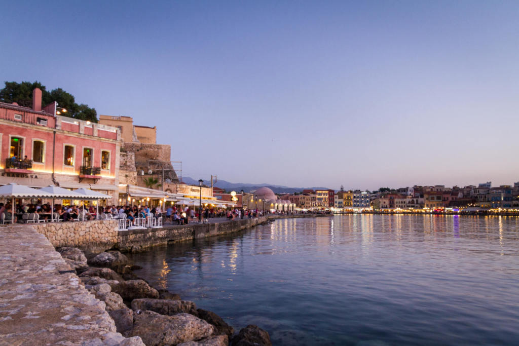 Honeymoon in Romantic Crete