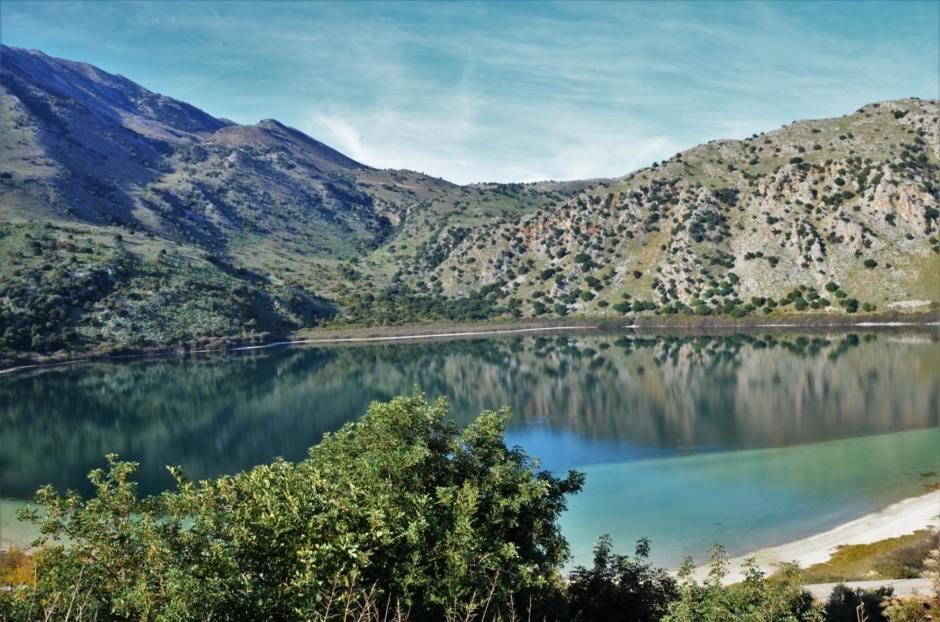 Rethymnon Day Trip: Visit Lake Kournas