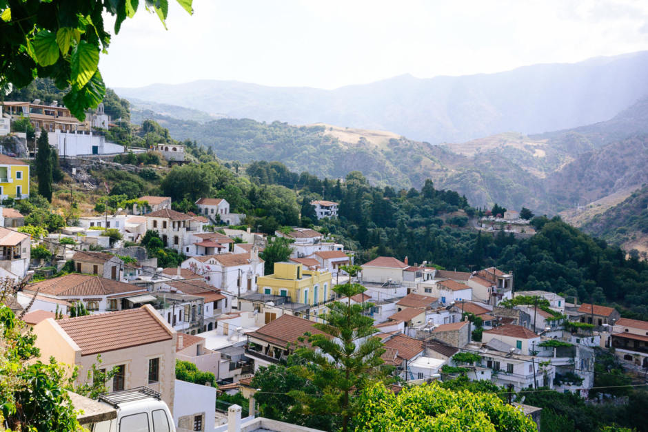 6 Instagram-Worthy Villages of Crete