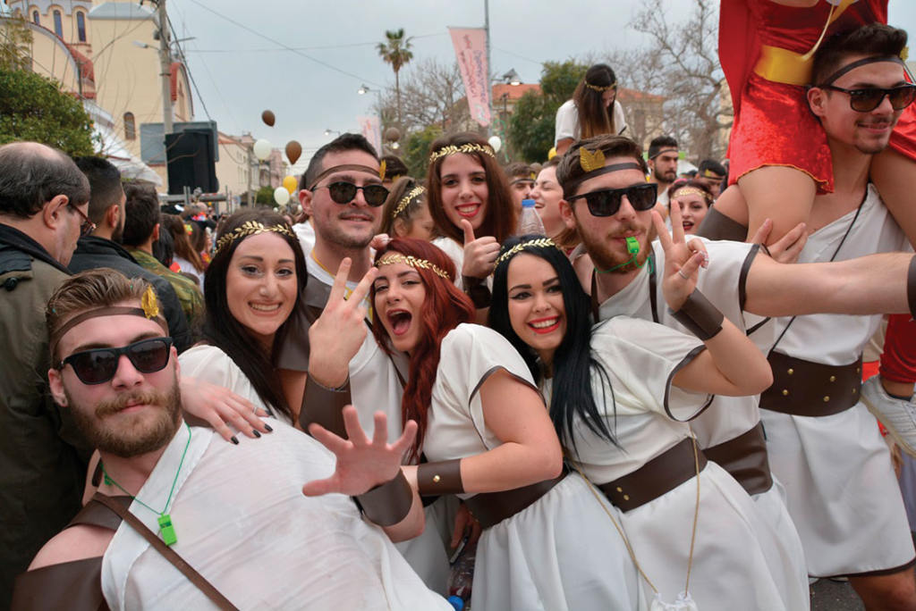Carnival of Rethymnon: A blow your mind experience!